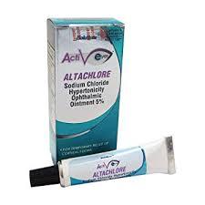 Altachlore 5% 5 % Ointment 3. 5gm