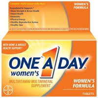 One-A-Day Women's Formula Multivitamin Tablets - 60 Count