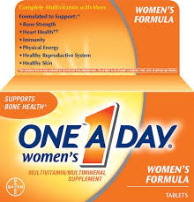 One-A-Day Women's Formula Multivitamin Tablets - 100 Count