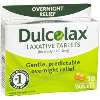 Dulcolax 5mg Tablet - 10Ct