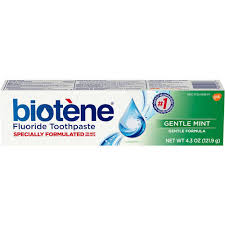 '.Biotene Dry Mouth Gentle Mnt T/P 4.3oz.'