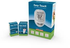 Easy Touch Blood Glucose Meter Kit