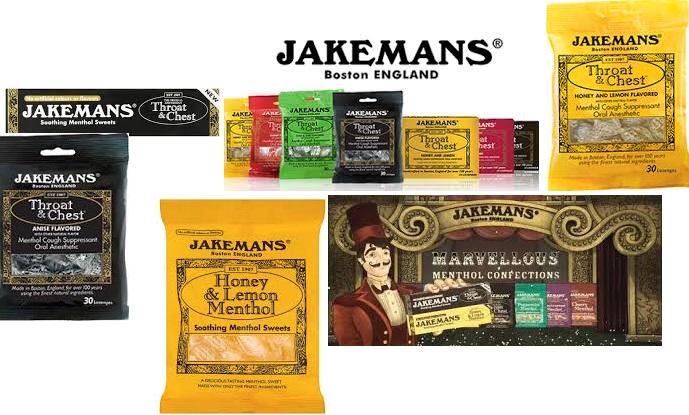 Jakemans Lozenge Throat & Chest Anise 24 Ct