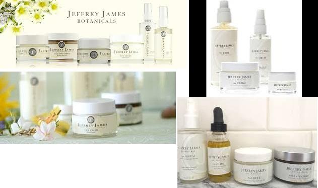 Jeffrey James Botanicals The Creme Day & Night 2 Oz