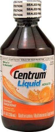 Centrum Liquid 8 oz By Pfizer