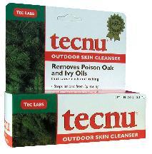 Tecnu Poison Oak Ivy Cleanser 4 oz By Tec Laboratories