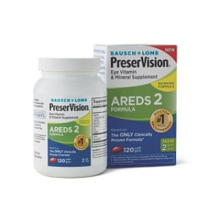 Preservision AREDS 2 Eye Vitamin 120 Softgels
