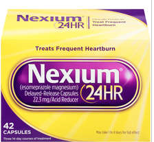 Nexium 24Hr OTC 20mg Capsule 42Ct