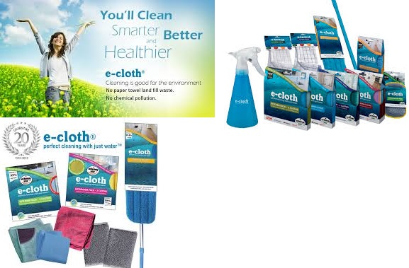 E-Cloth Shower Pack 3 Ct