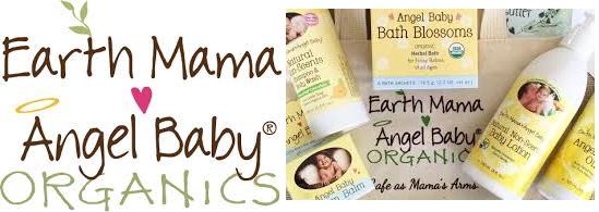Earth Mama Angel Baby Angel Baby Bath Blsm Organic(100%) 6 Ct