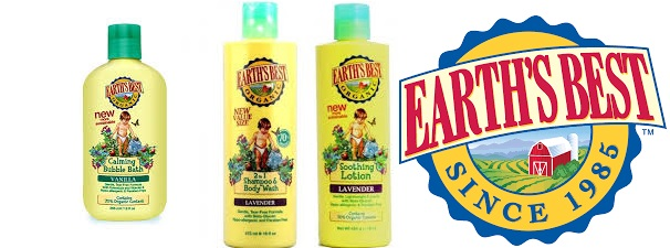 Earth's Best Baby Shampoo & Body Wash Lav 16 Fz