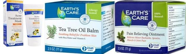 Earth's Care Acne Spot Treatment .97 Oz