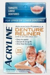 '.Acryline 2 Temporary Denture R.'