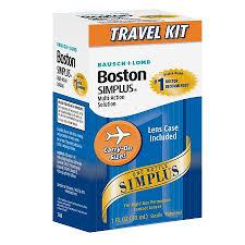 Boston Simplus Multi-Action Solution - 1 fl oz by Bausch & Lomb