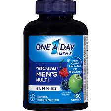 One-A-Day Men Vitacraves Gummies 150Ct