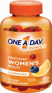 One-A-Day VitaCraves Women's Multivitamin, Gummies - 150 count