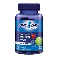 One-A-Day Men's Vitacraves Gummies 70Ct