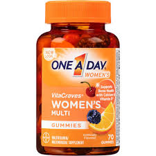 One-A-Day Women's VitaCraves Gummies - 70 CT