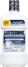 Listerine Healthy White Anticavity Mouthrinse, 32 oz