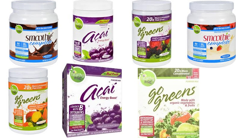 To Go Brands,Inc. Acai Energy 24 Pk