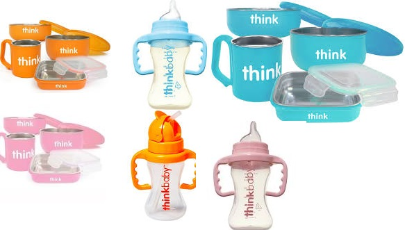 Thinkbaby All In One Bottle Ct