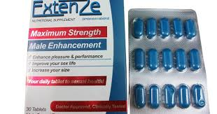 Extenze Male Enhancement Tablet 30 Tab