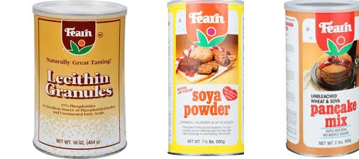 Fearns Soya Food Liquid Lecithin 16 Fluid oz