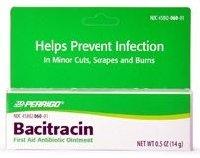 Bacitracin Ointment 500Un/gm 15gm by Perrigo