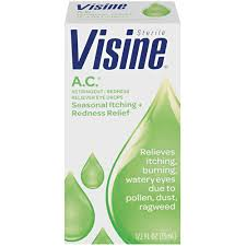 Visine A.C. Astringent/Redness Reliever Eye Drops - 0.5 ounc by J&J CONSUMER INC