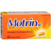 MOTRIN IB CPL 50 MOTRIN IB 200 MG TAB 50 by J&J CONSUMER INC ITEM NO.:4294959 NDC No.: 00045048102 UPC NO.: 300450481023 ITEM DESCRIPTION: Misc Pain Relief Other Name:MOTRIN IB Therapeutic Code: 28080