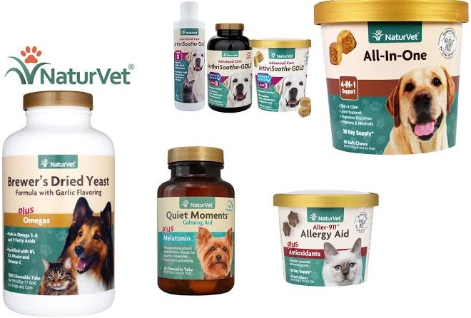 Naturvet All-In-One 60 Chew