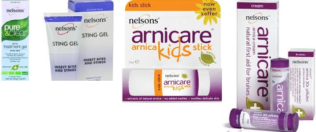 Nelsons Arnica Cream 1 Oz