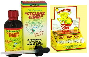 Cyclone Cider Herbal Extrct 2 Fz
