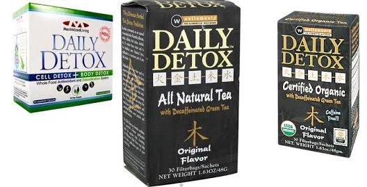Daily Detox Daily Detox Ii Original 30 Bag