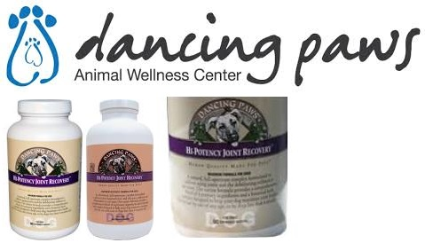 Dancing Paws Canine Hi-Po Joint Recovery 180 Waf