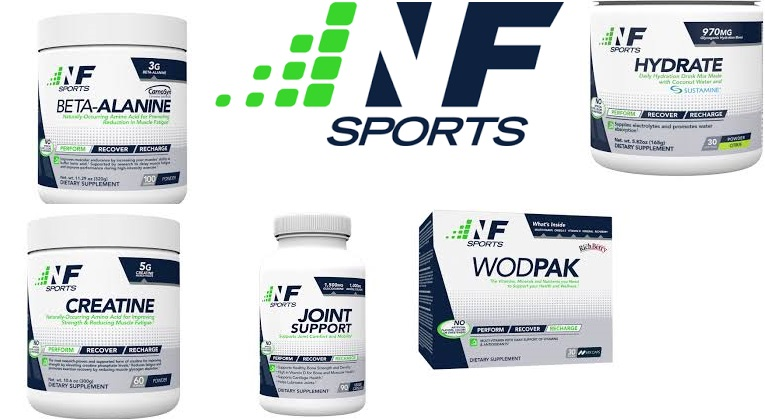 Nf Sports Beta Alanine Powder 320 Grm