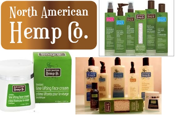 North American Hemp Company Face Scrub Exfoliating 4.8 Fz