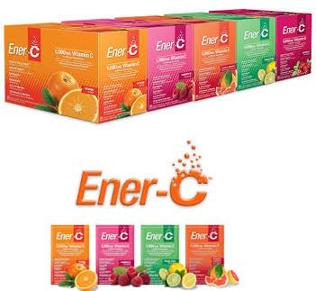 Ener-C Cranberry 1000Mg 30 Pkt
