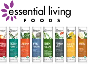 Essential Living Foods Athletic Fuel Organic(95%) .24 Oz