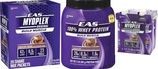 Eas 100%Whey Protein Powder Choclt 5 Lb