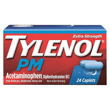 Tylenol PM Extra Strength Caplets - 24 Count