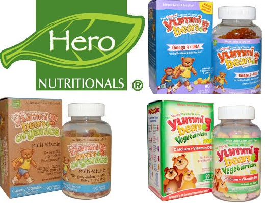 Hero Nutritional Products Slice Of Life Energy Boost 60 Ct