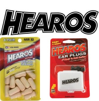 Hearos Ear Filters 12 Ct