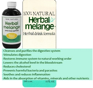 Herbal Melange Herbal Melange 8 Fz