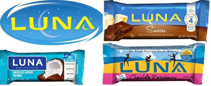Luna Protein Bar Berry Greek Yogurt 1.59 Oz