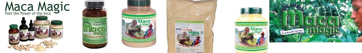 Maca Magic Camu Camu Capsules Organic(70%)  60 Cap