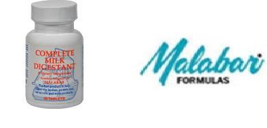 Malabar Complete Milk Digestant 30 Tab