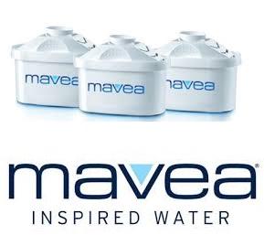 Mavea Filter Crtrdg Uni Refill 2 Ct