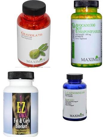 Maximum Intl 1-Ez Diet Fat/C Bl 60 Cap