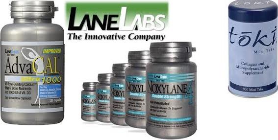 Lane Labs Advacal 1000 150 Cap
